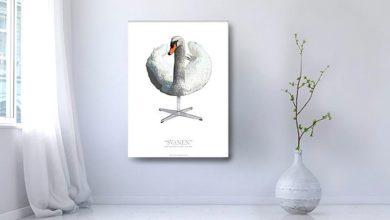 Photo of Smarte typografi plakater til hjemmet