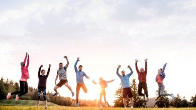 Photo of Højskolen for dem der elsker idræt og bevægelse
